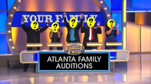 Family Feud Auditions