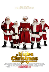 Tyler Perry's A Madea Chirstmas