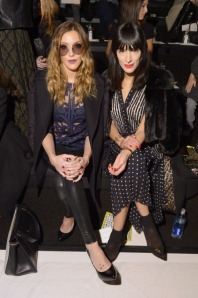 Michael Loccisano/Getty Images for Mercedes-Benz Fashion Week