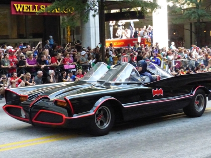 Dragon Con 2014 Parade