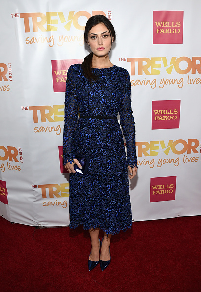 Photo by Michael Buckner/Getty Images for Trevor Project