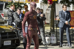 "The Flash -- ""The Man Who Saved Central City"""