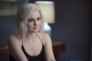 "iZombie -- ""Fifty Shades of Grey Matter"" -- Image Number: ZMB211b_0082.jpg -- Pictured: Rose McIver as Liv -- Photo: Diyah Pera/The CW -- © 2016 The CW Network, LLC. All rights reserved."