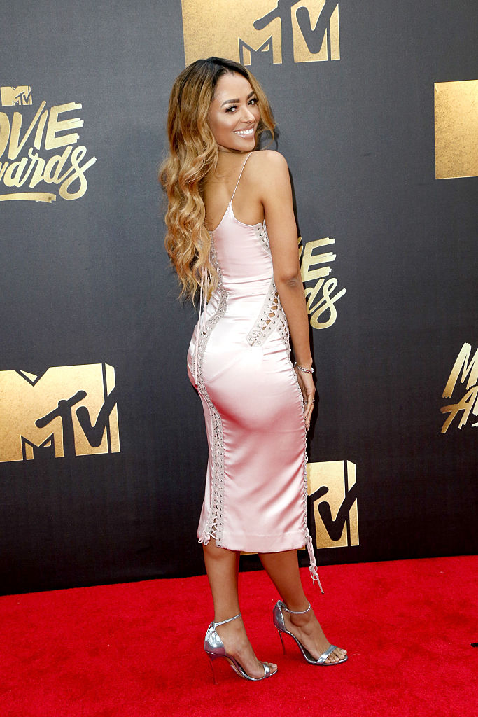 kat graham, the vampire diaries, mtg movie awards