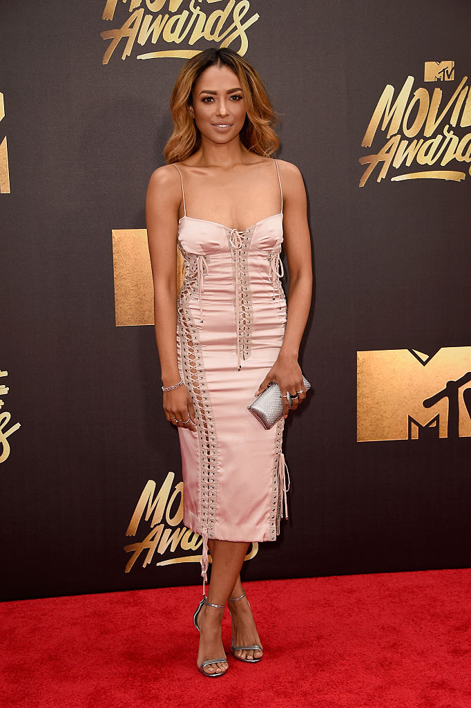 2016 MTV Movie Awards, kat graham styles, kat graham fashion