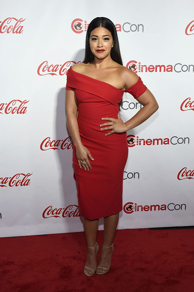 CinemaCon, Gina Rodriguez, Jane the Virgin