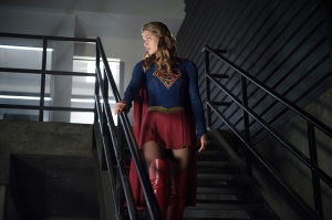 """Supergirl -- """"Survivors"""" -- Image SPG204a_0116 -- Pictured: Melissa Benoist as Kara/Supergirl - Photo: Diyah Pera/The CW -- © 2016 The CW Network, LLC. All Rights Reserved"""