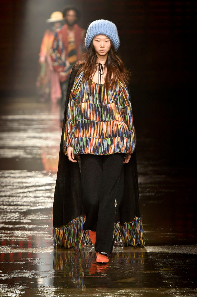 Missoni - Runway RTW - Fall 2018 - Milan Fashion Week
