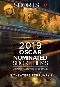 2019 Oscar Nominate Short Films