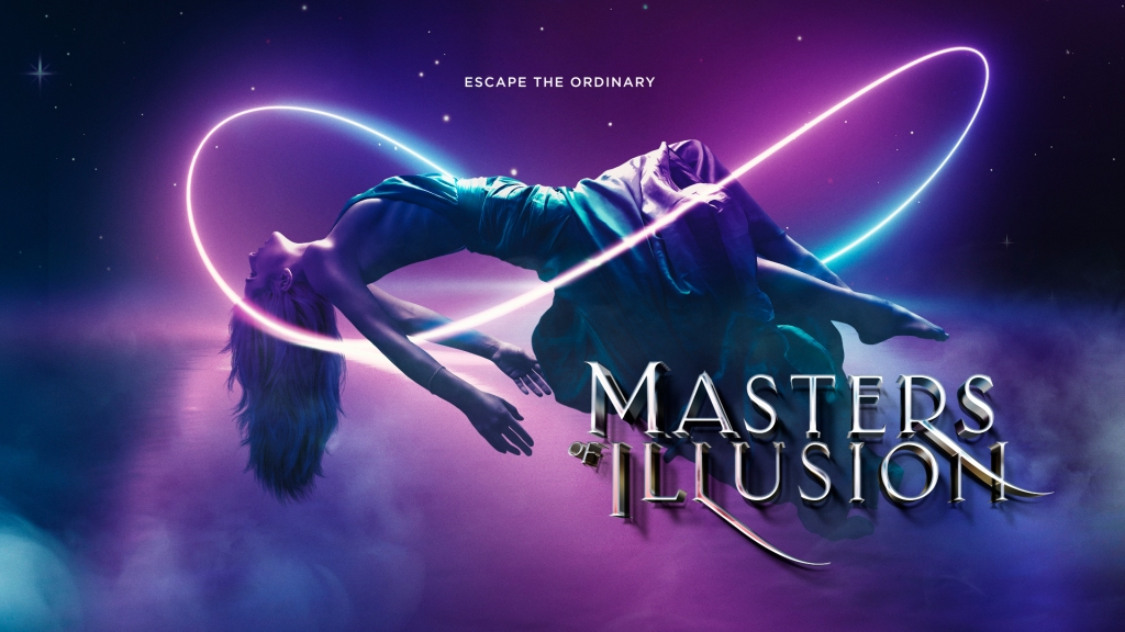 "Masters of Illusion – ""Human Voodoo Doll and a Seance"