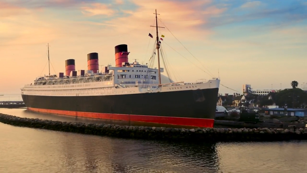Win a Trip to the Queen Mary's Dark Harbor in California