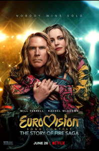 Eurovison Song Contest: The Story of Fire Saga