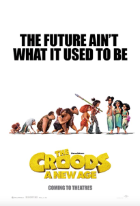 The Croods: The New Age